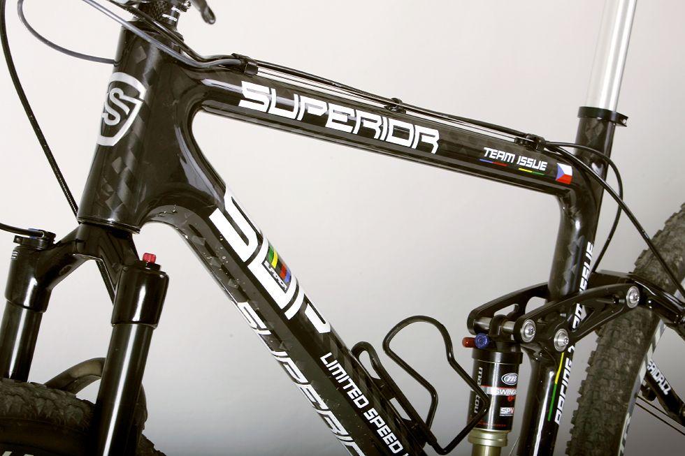 Superior prototyp Carbon FS 2008