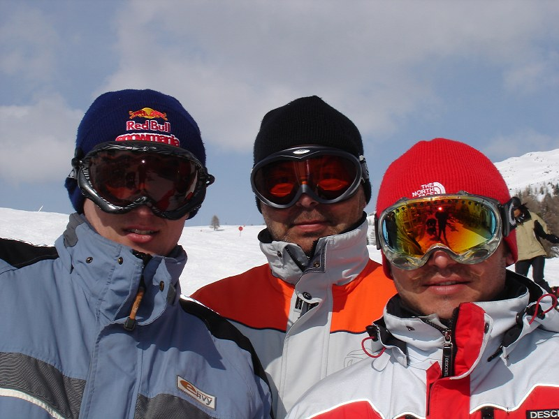 MICHAL PICK - Dolomity 2006