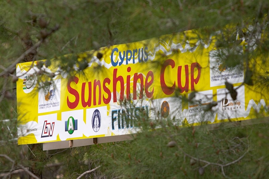 Sunshine Cup #2+ 3 + Afxentia Cup, Kypr 2.-4.3. 2007
