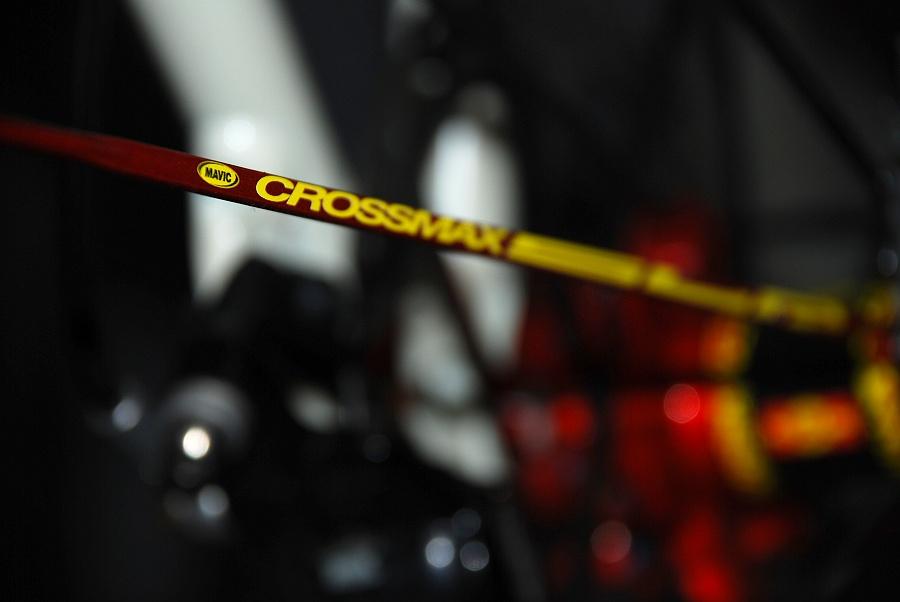 Sport Prague - jaro 2007 - Crossmax SLR