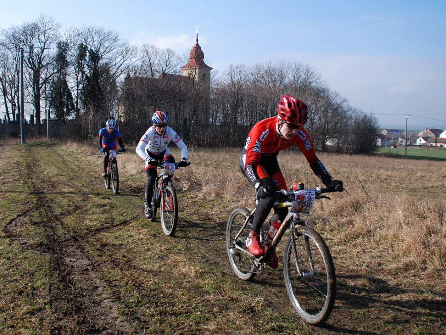 Pražský zimní maraton