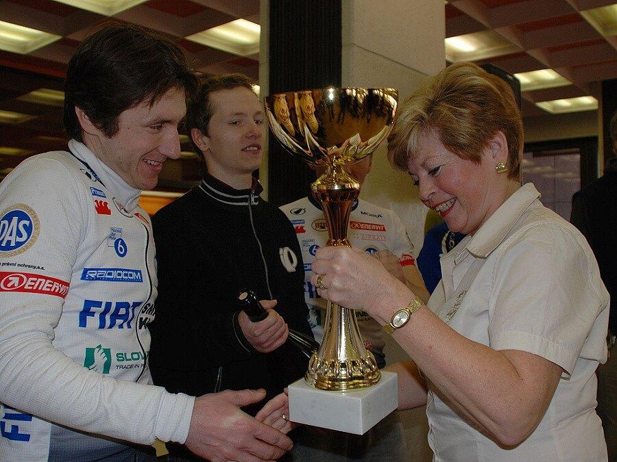 Pražský zimní maraton - soutěž týmů