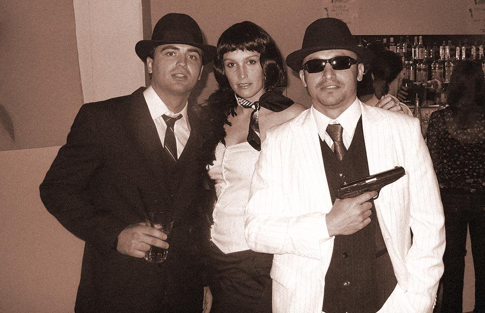 Gang : Prokop und MTBS killers