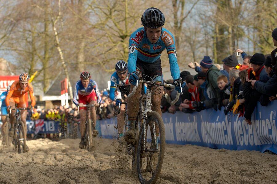 Albert Niels - Mistrovství světa v cyklokrosu 2007, Hooglede, BEL - kat. pod 23 let