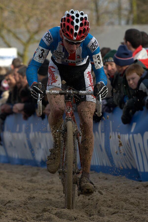 Ondřej Bambula - Mistrovství světa v cyklokrosu 2007, Hooglede, BEL - kat. pod 23 let