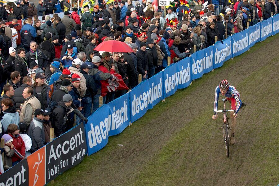 - Mistrovství světa v cyklokrosu 2007, Hooglede, BEL - kat. pod 23 let