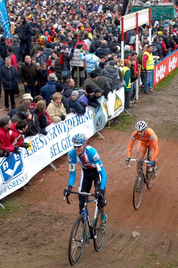 Petr Dlask - MS cyklokros 2007, Hooglede-Gits (BEL)