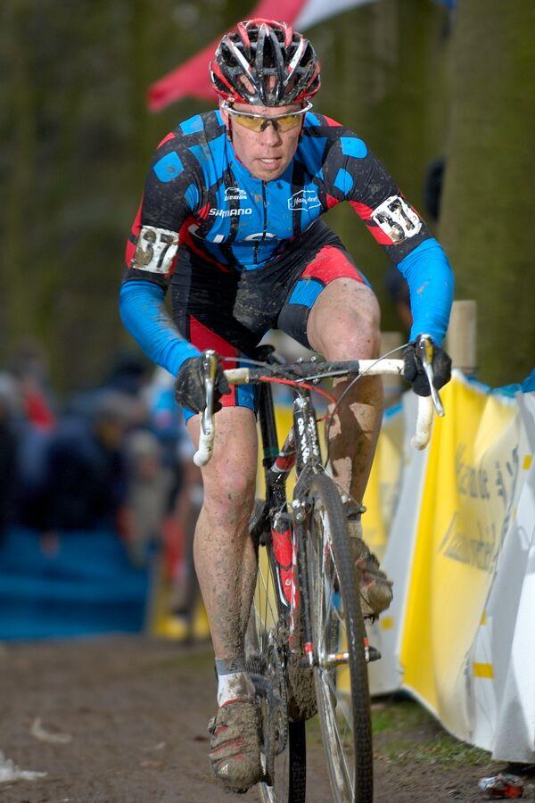 Jonathan Page - MS cyklokros 2007, Hooglede-Gits (BEL)
