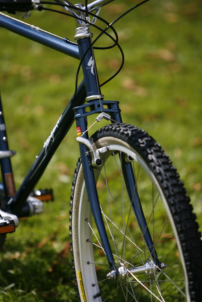 Specialized Stumpjumper old replika