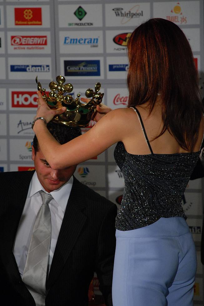Král cyklistiky 2006 - Michal Prokop!