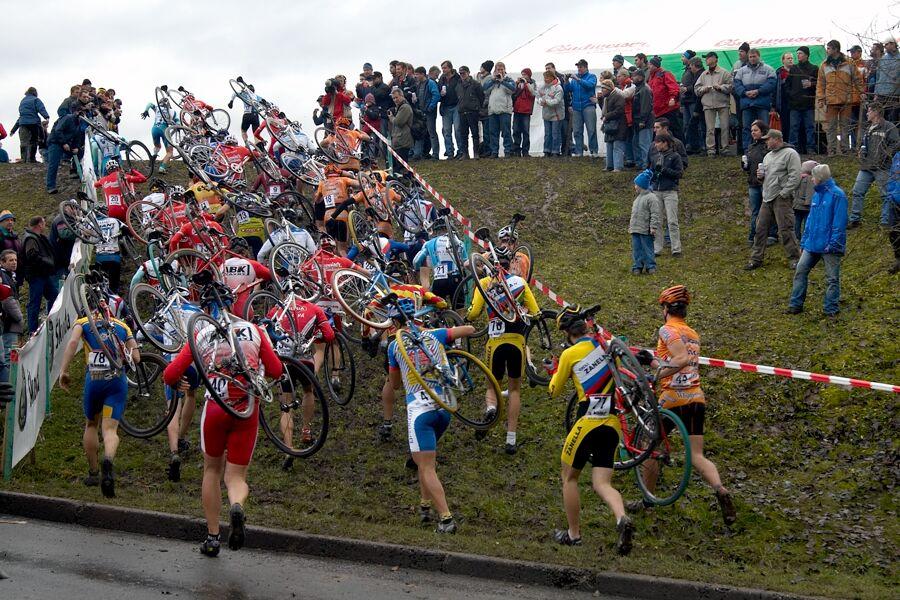 Mistrovství republiky v cyklokrosu 2007, Česká Lípa