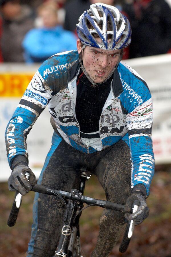 Jan Škarnitzl - Mistrovství republiky v cyklokrosu 2007, Česká Lípa