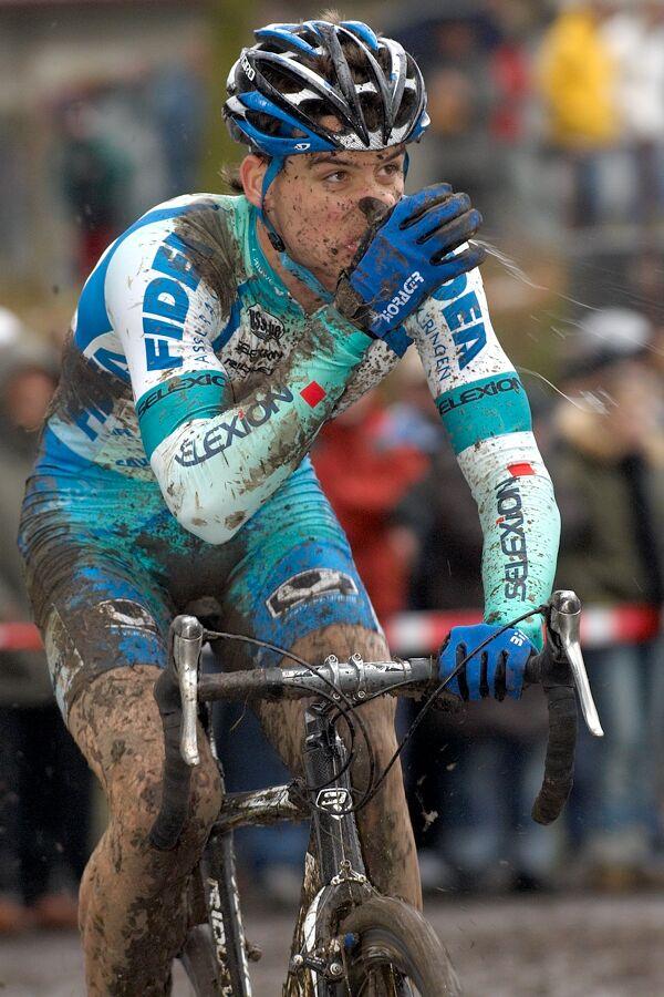 Zden�k �tybar - Mistrovstv� republiky v cyklokrosu 2007, �esk� L�pa