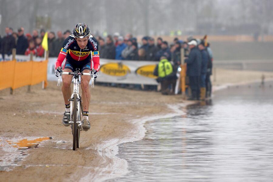 Alber Niels - Světový pohár v cyklokrosu - U23 - Hofstade (BEL)