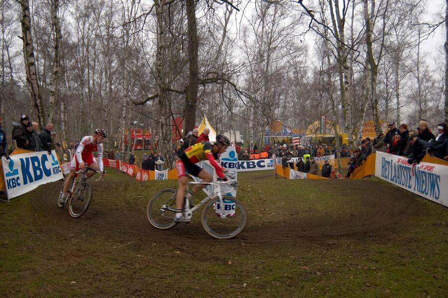 Sv�tov� poh�r v cyklokrosu - U23 - Hofstade (BEL)