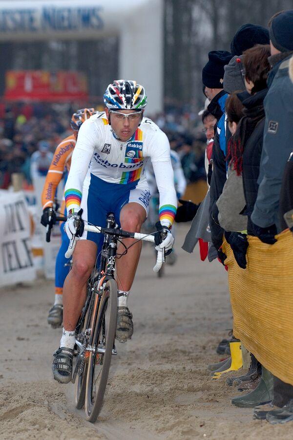 Sven Nijs - Světový pohár v cyklokrosu - Elite -Hofstade (BEL)