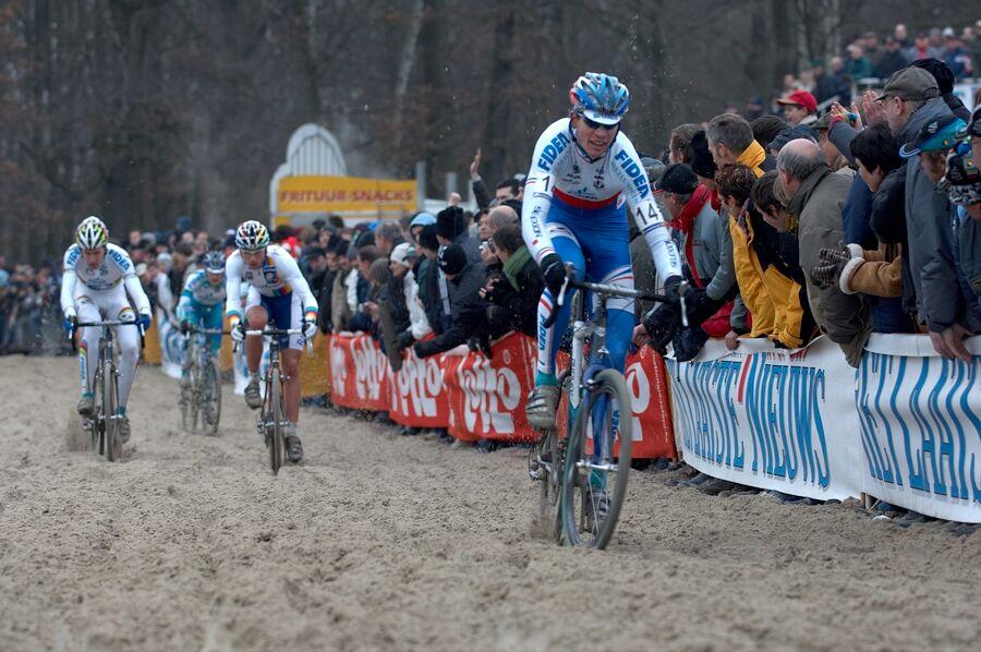 Petr Dlask - Sv�tov� poh�r v cyklokrosu - Elite -Hofstade (BEL)