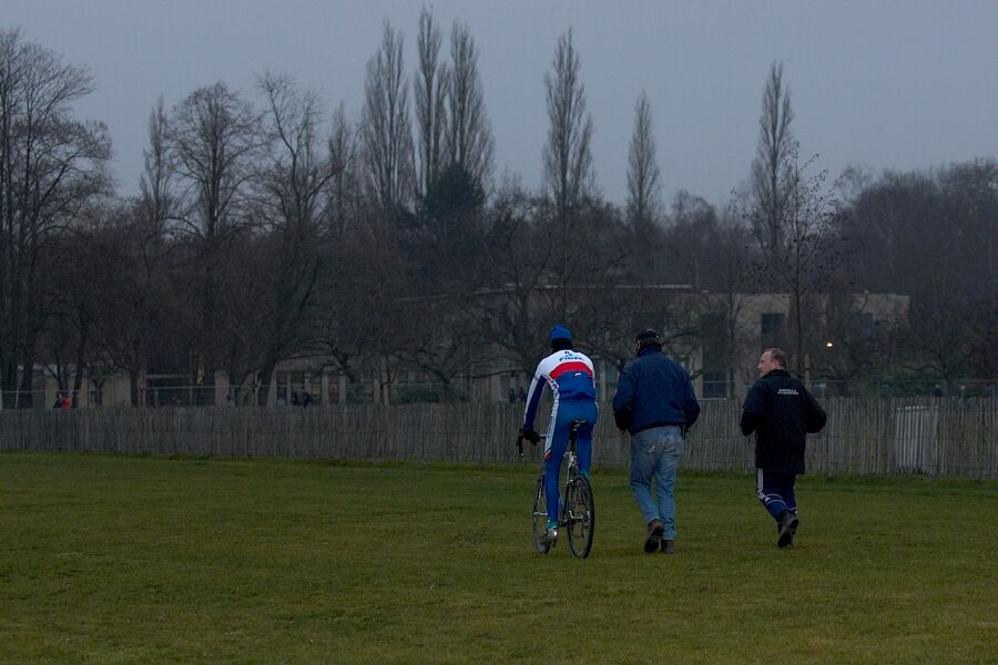 Sv�tov� poh�r v cyklokrosu - Elite -Hofstade (BEL)