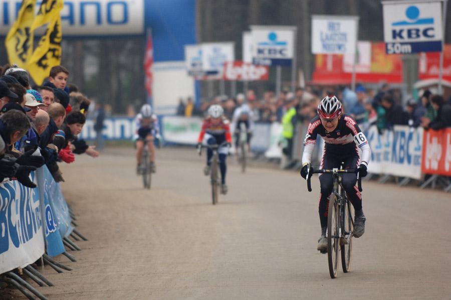 SP cyklokros Hofstade (BEL), 26.12.2006, Hollman, foto: Frank Bodenmüller/www.mtbsector.com