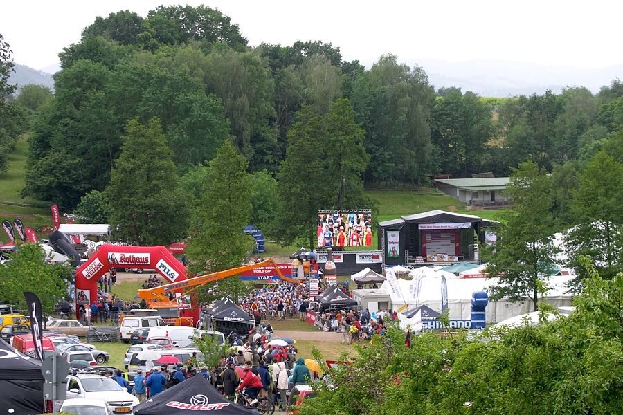Nissan UCI MTB World Cup XC #2 26.-27.5. 2007