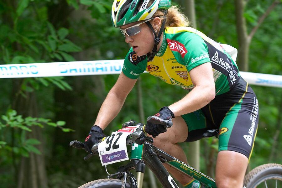 Nissan UCI MTB World Cup XC #2 26.-27.5. 2007 - Pavla Havlíková