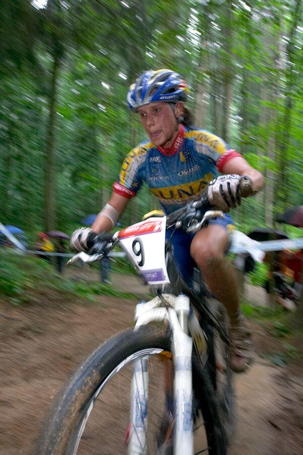 Nissan UCI MTB World Cup XC #2 26.-27.5. 2007 - Katka Nash-Hanu�ov�