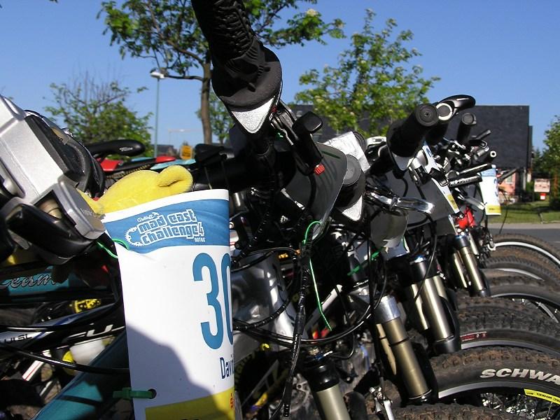 Mad East Challenge 2007 - 19.5. marathon