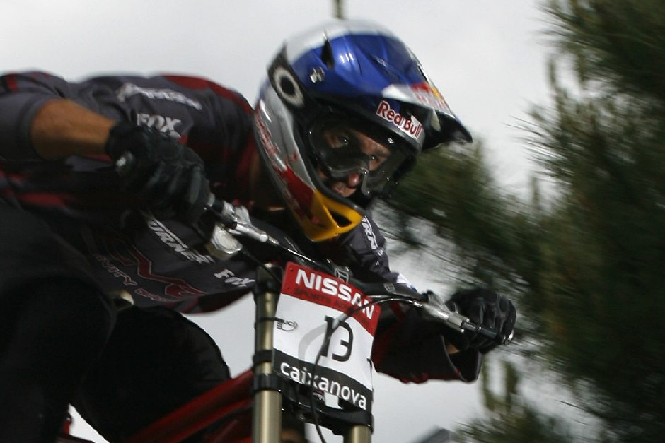 SP DH No.1 Vigo 2007 - Filip Polc