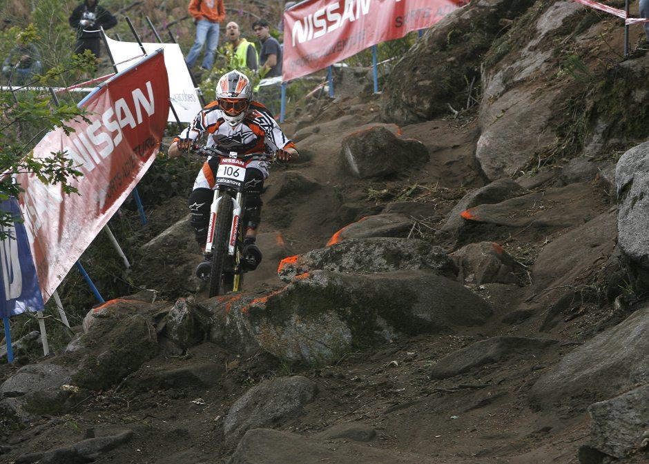 SP DH No.1 Vigo 2007 - Ruben Garcia