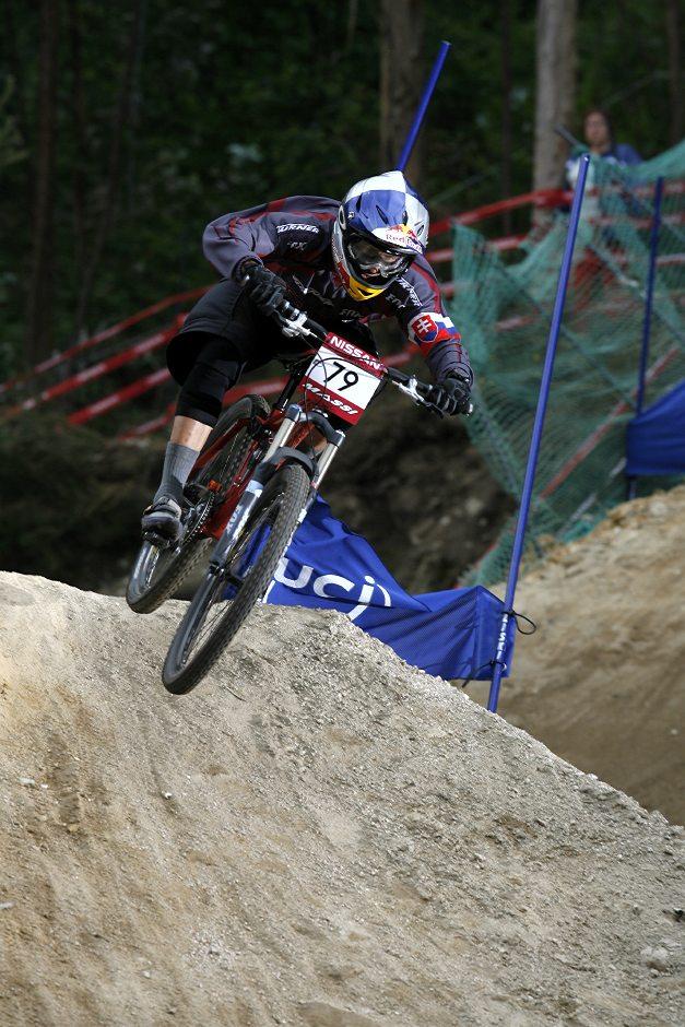 SP 4X No.1 Vigo 2007 - Filip Polc v kvalifikaci
