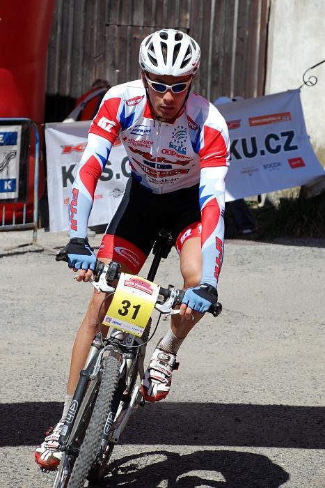 KHS MTB Posázavím 07 - Michal Bubílek