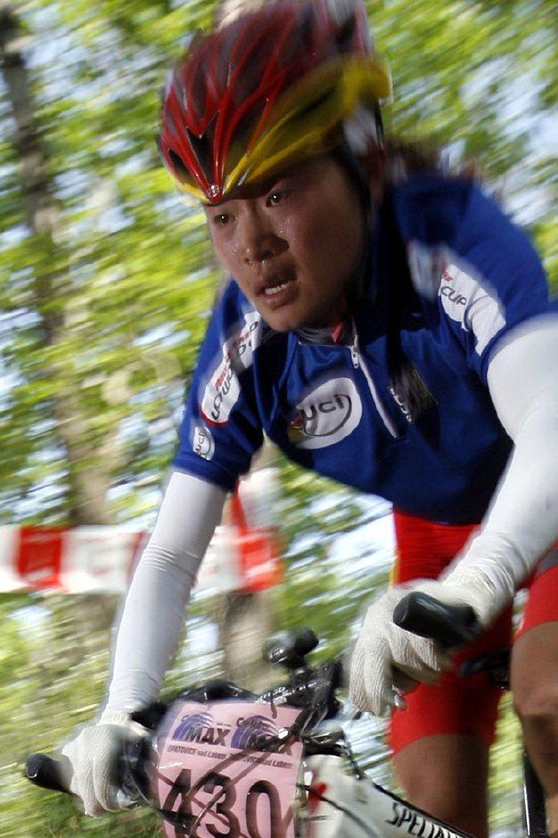 ČP XC No.1 Teplice 2007 - Ren Cheng Yuan