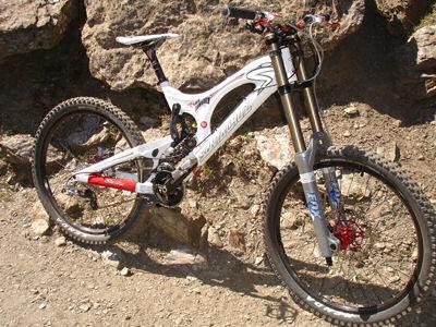 Santa Cruz V10 2008 - Will Longden