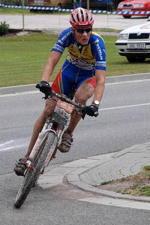 MČR Maraton 2007 - Kulhavý na čele osamocen