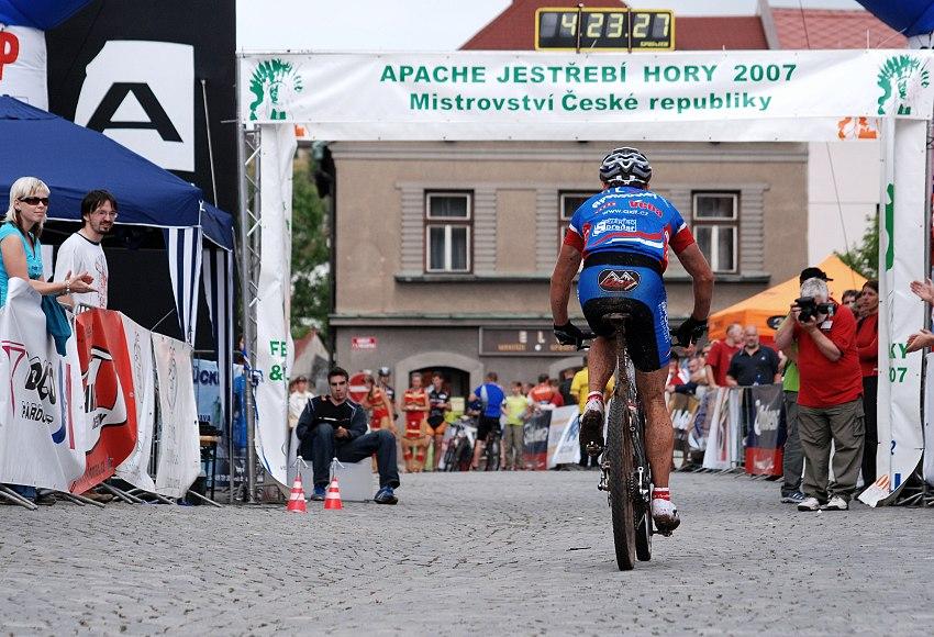 MČR Maraton 2007 - Tomáš Doležal