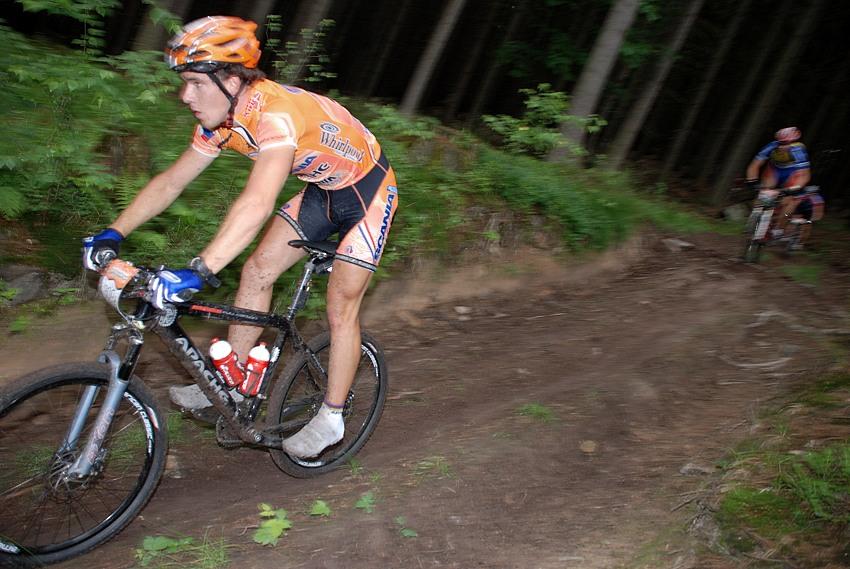 M�R Maraton 2007 - V�clav Hlav��