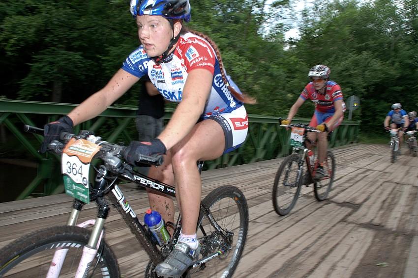 MČR Maraton 2007 - Tereza Jansová