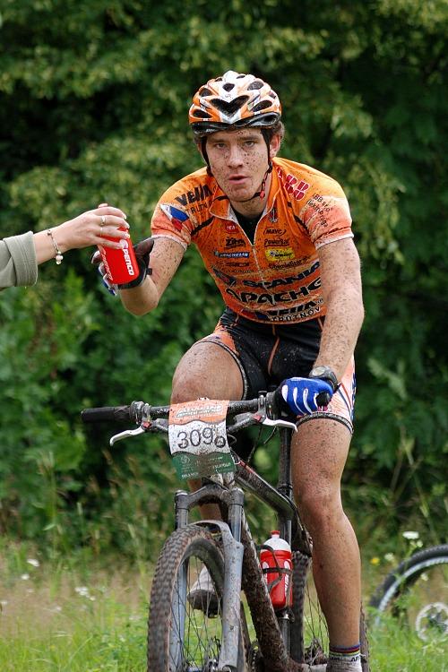 MČR Maraton 2007 - Václav Hlaváč