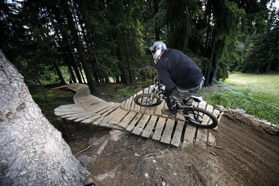 Kona Bikepark Špičák - otevření 17.6. 2007