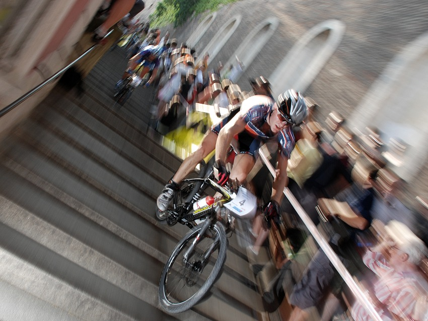 Pra�sk� schody 2007 - Florian Vogel st�le v �ele