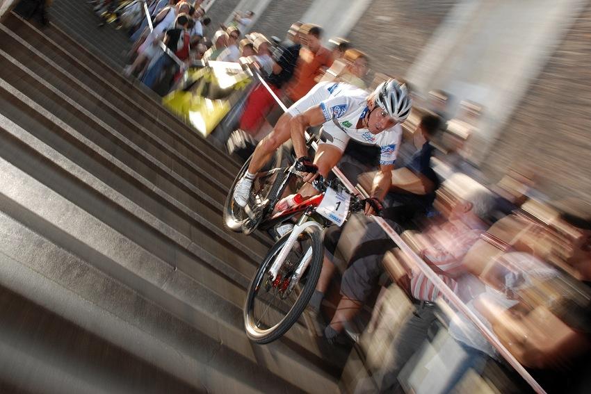 Pražské schody 2007 - Miguel Martinez