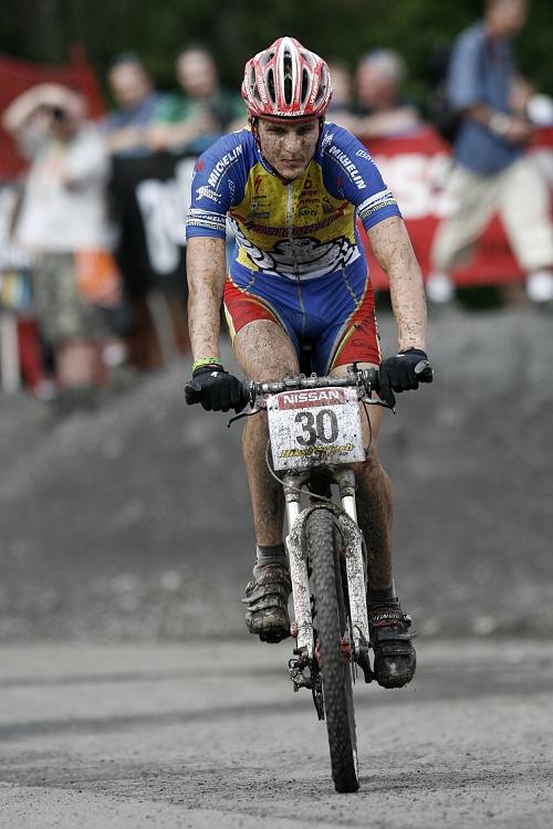 SP XC Champéry 2007 - Jaroslav Kulhavý