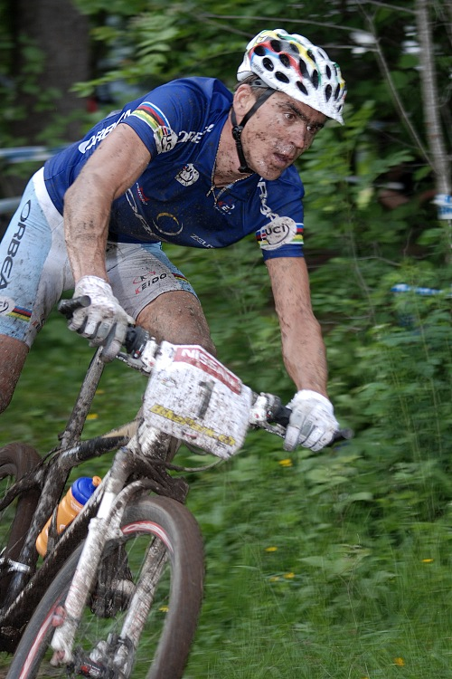 SP XC Champ�ry 2007 - Julian Absalon