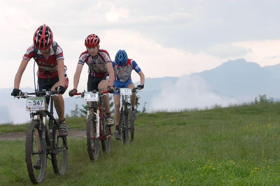 Beskidy MTB Trophy 2007 - 3. etapa 10.6.