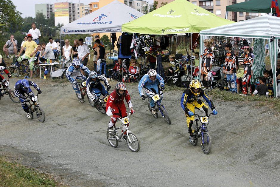 BMX ČP 2007 No.3 - Brno