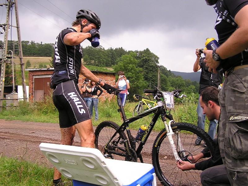 Bikemarathon Gluszyce 2007