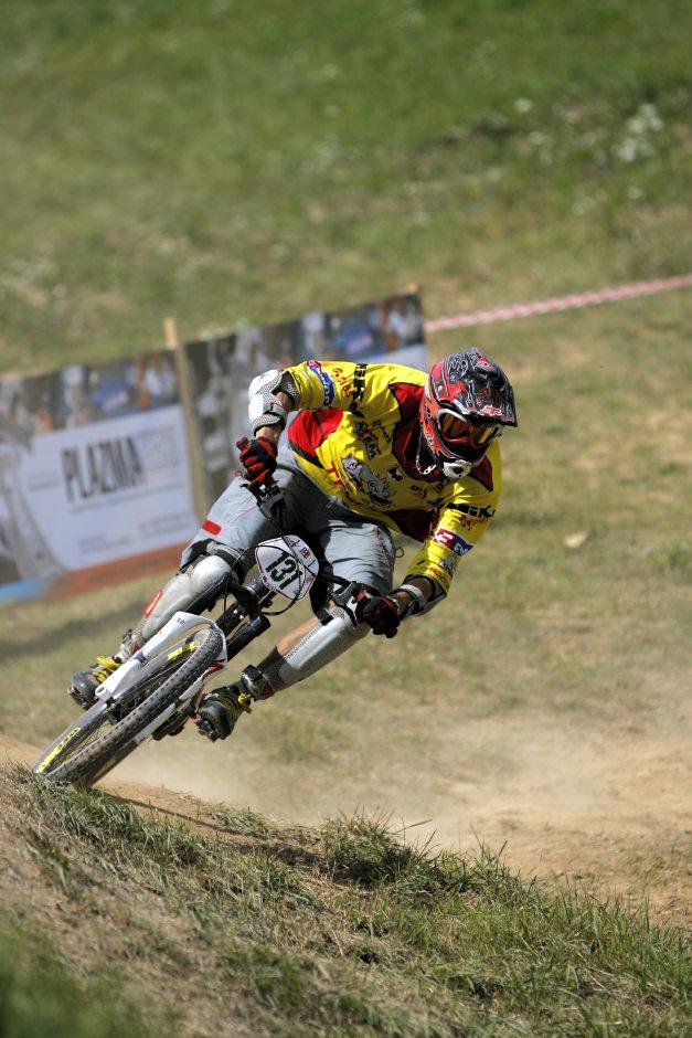 RuhrBau 4X No.2 Šumperk 2007