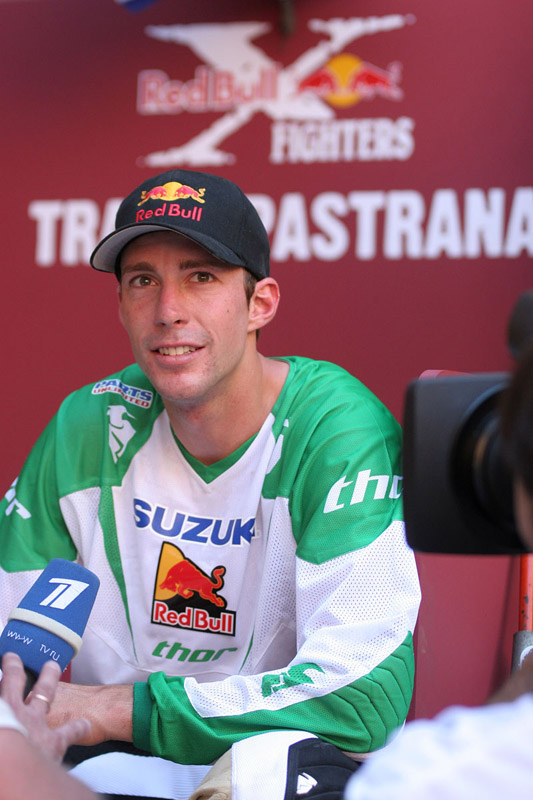 Red Bull X?Fighters 2007 - Travis Pastrana