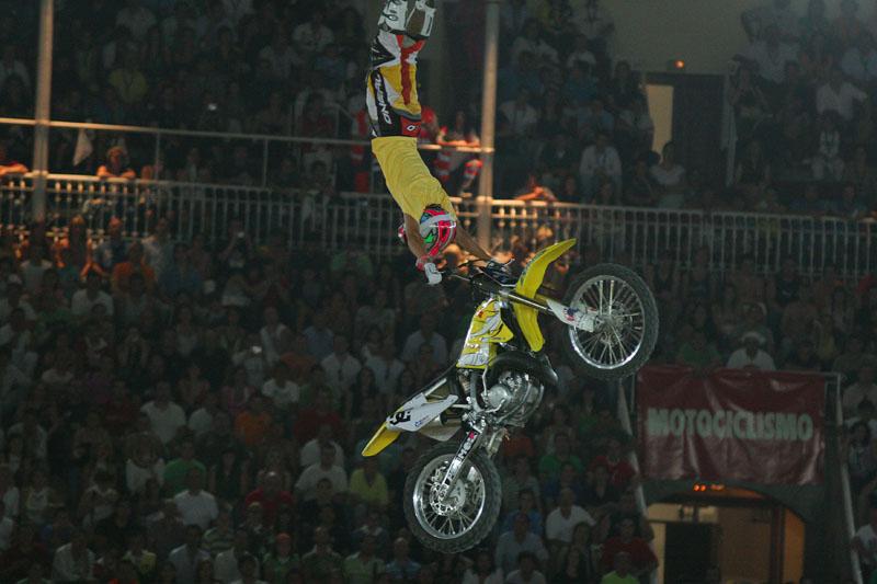 Red Bull X?Fighters 2007 - Libor Podmol