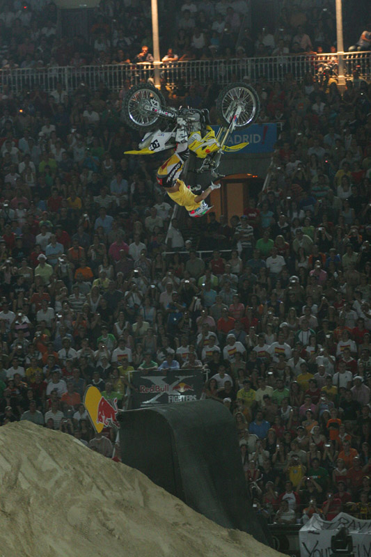Red Bull X?Fighters 2007 - Libor Podmol